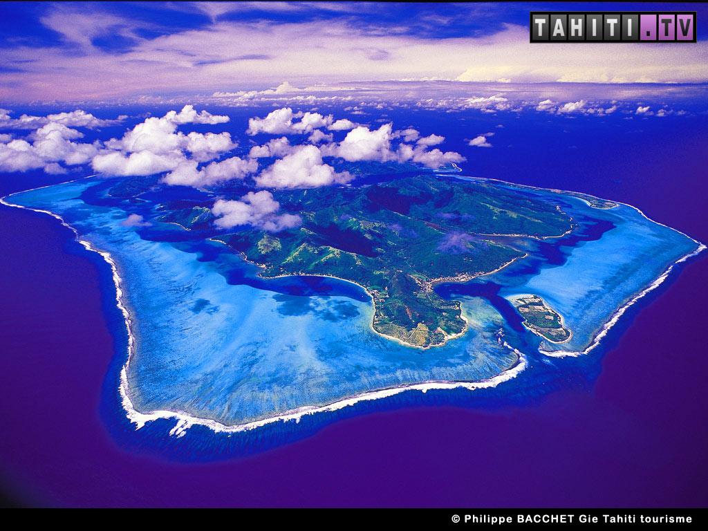 Pour Bien Commencer L Annee 2009 Tahiti Tv Vous Offre Six Fonds D Ecran A Installer De Toute Urgence Sur Votre Ordinateur Tahiti Tv Presse